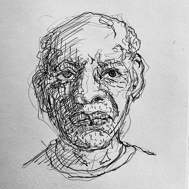 test Twitter Media - Quick portrait sketch #sketchbook #drawing #portrait #artwork #dailyart #penandink #drawingsketch #portraitsketch #art_spotlight #creative #oldman #sketcheveryday #pensketch #penart #instaart #artistsoninstagram #drawdaily #art_empire #artshare https://t.co/LSYYVlDE3Y https://t.co/f91TxfW4TW