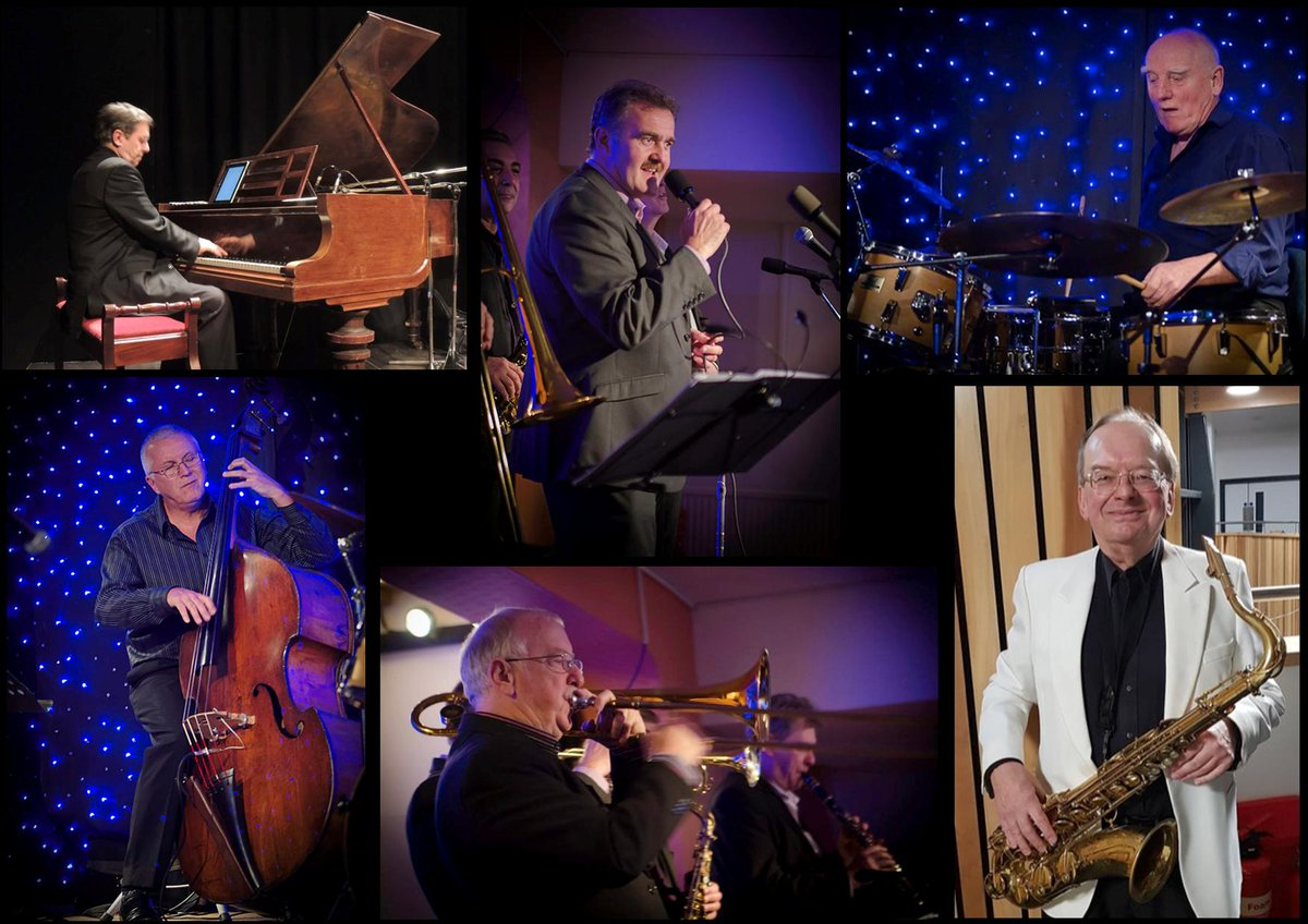 test Twitter Media - Tad Newton's Jazzfriends and special guest Richard Exall TONIGHT  Celebrating Armstrong, Basie, Ellington, Hines, Waller, Ory, Silver with jazz from New Orleans, Kansas City, Chicago and New York  Call 01234 320 022 Tickets £10 in advance or £12 on the door  #LiveJazz #Bedford https://t.co/3x9WOKSWVH