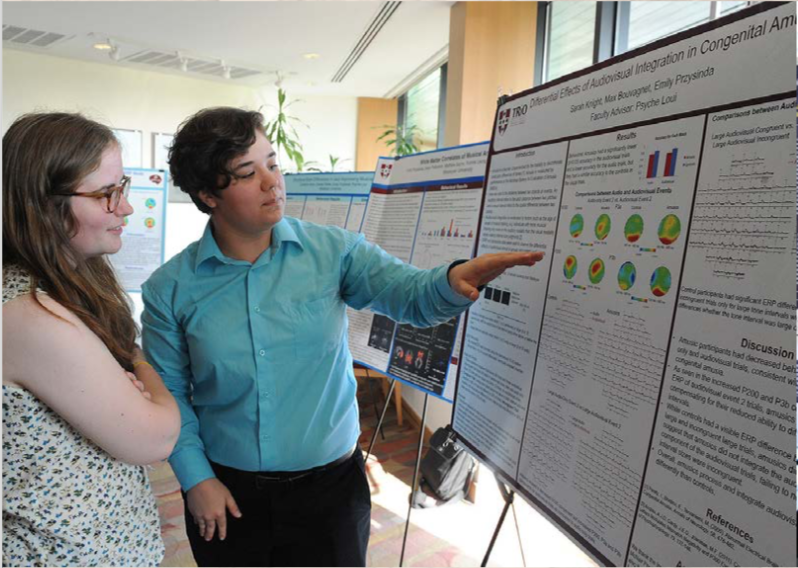 test Twitter Media - Tomorrow from 12:30 - 2:00 p.m., stop by the Exley Science Center Lobby to view poster presentations by honors and MA students from the Natural Sciences and Mathematics Division. Refreshments will be provided! https://t.co/Q5wm8zADoz