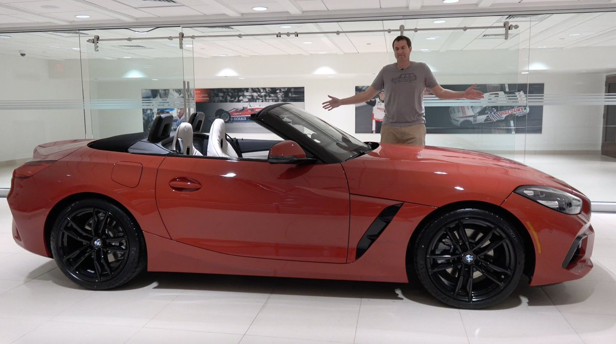 RT @DougDeMuro: The BMW Z4 is a fun two-seat luxury roadster. https://t.co/NQroWtyf81 https://t.co/DMESL2ccp8
