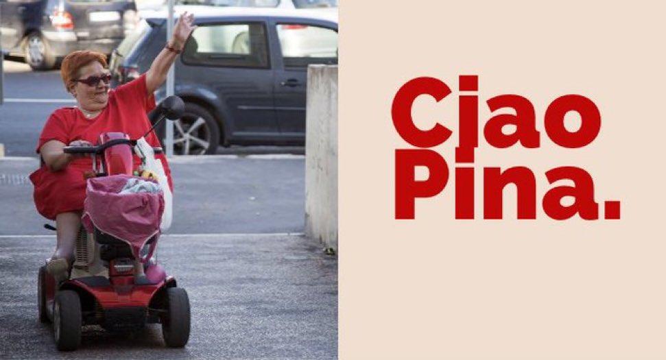 Ciao Pina
