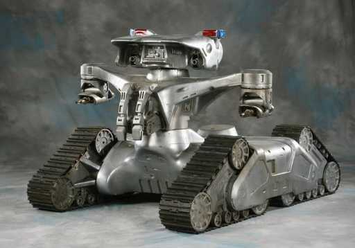 @FortyHyena Looks like a Hunter Killer Tank...