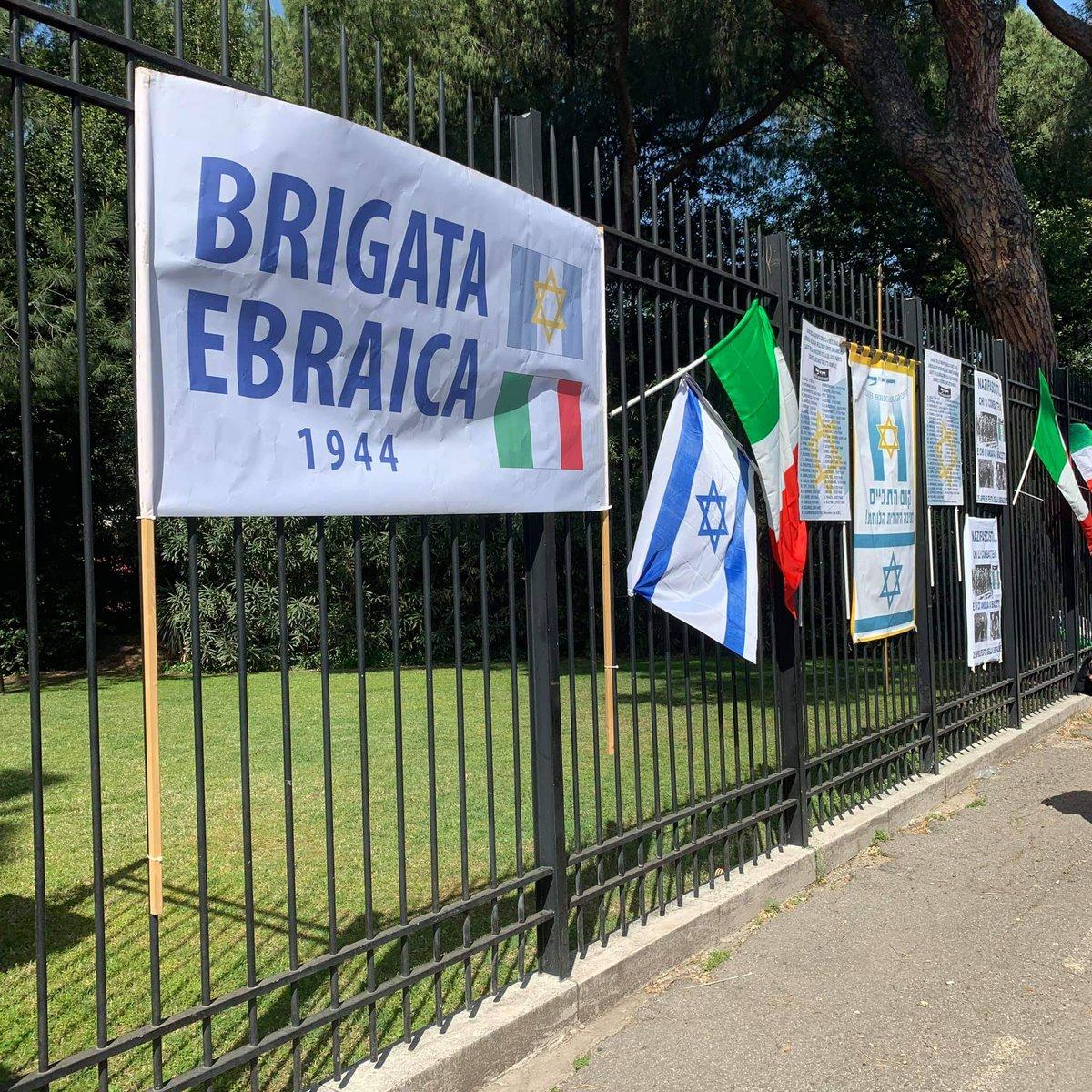 #brigataebraica