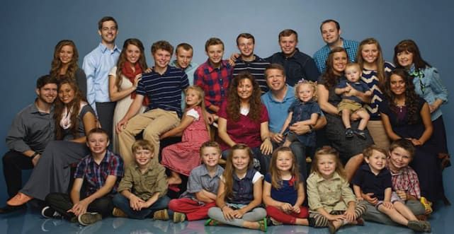 test Twitter Media - The Duggars: Who's Courting? Who's Pregnant? Who's Next In Line? https://t.co/fH3fYFNgx6 https://t.co/sHBDzGhuN1
