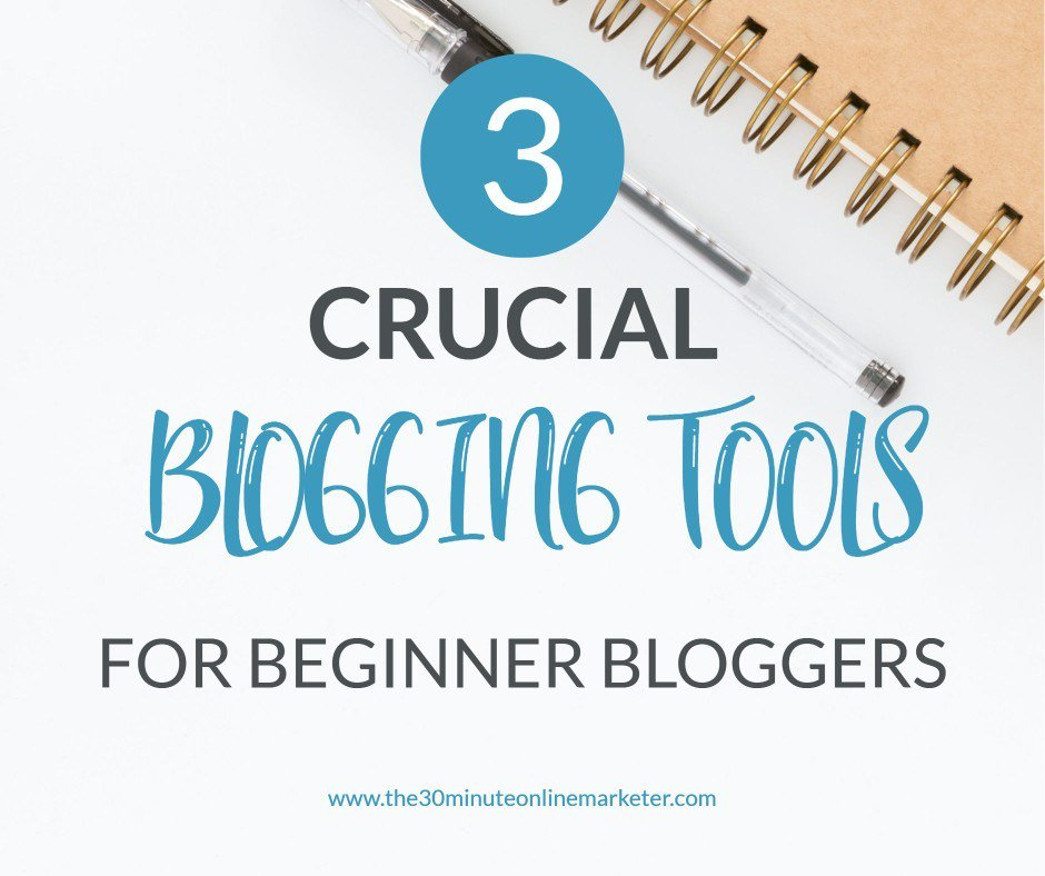 RT @LauraB30min: 3 crucial #bloggingtools for beginners #bloggingtips https://t.co/HvxbdaTmFh https://t.co/RO42YjrqnU