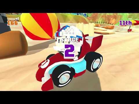 Blocky Racer on Apple TV #appletv #appleevent #tvosgames https://t.co/4E0cIBI3Ot https://t.co/8Pggjw3jas