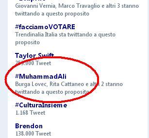 #MuhammadAli