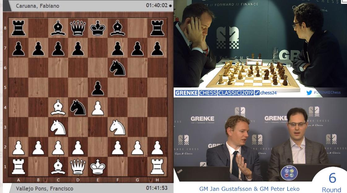 test Twitter Media - Round 6 of the #GRENKEChess Classic is LIVE now! https://t.co/pwbHNsMudZ #c24live https://t.co/aH6eIvpPNx