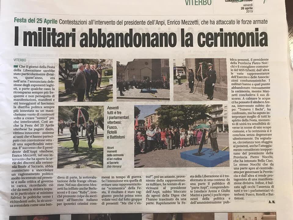 #liberazione