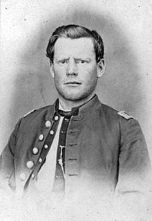 """This is Silas Soule. You should think about him and his family anytime someone defends Robert E. Lee or Thomas Jefferson or Andrew Jackson with """"Well, everybody back in the day thought that."""" Here's his story: <1/13>"""