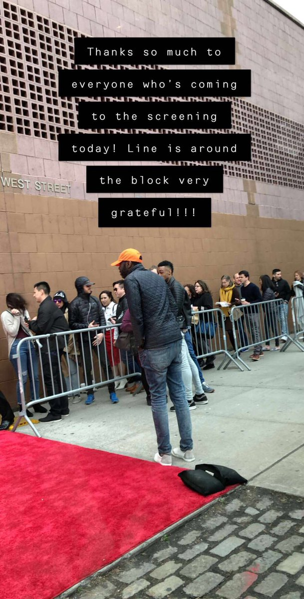 """???? """"A Day in the Life of America"""" #Tribeca2019 https://t.co/oV2iBde3XF"""