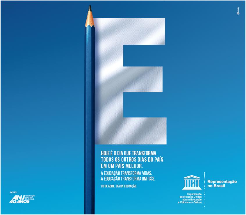 RT @UNESCOBrasil: #DiaDaEducação https://t.co/1QKAiWPQhH