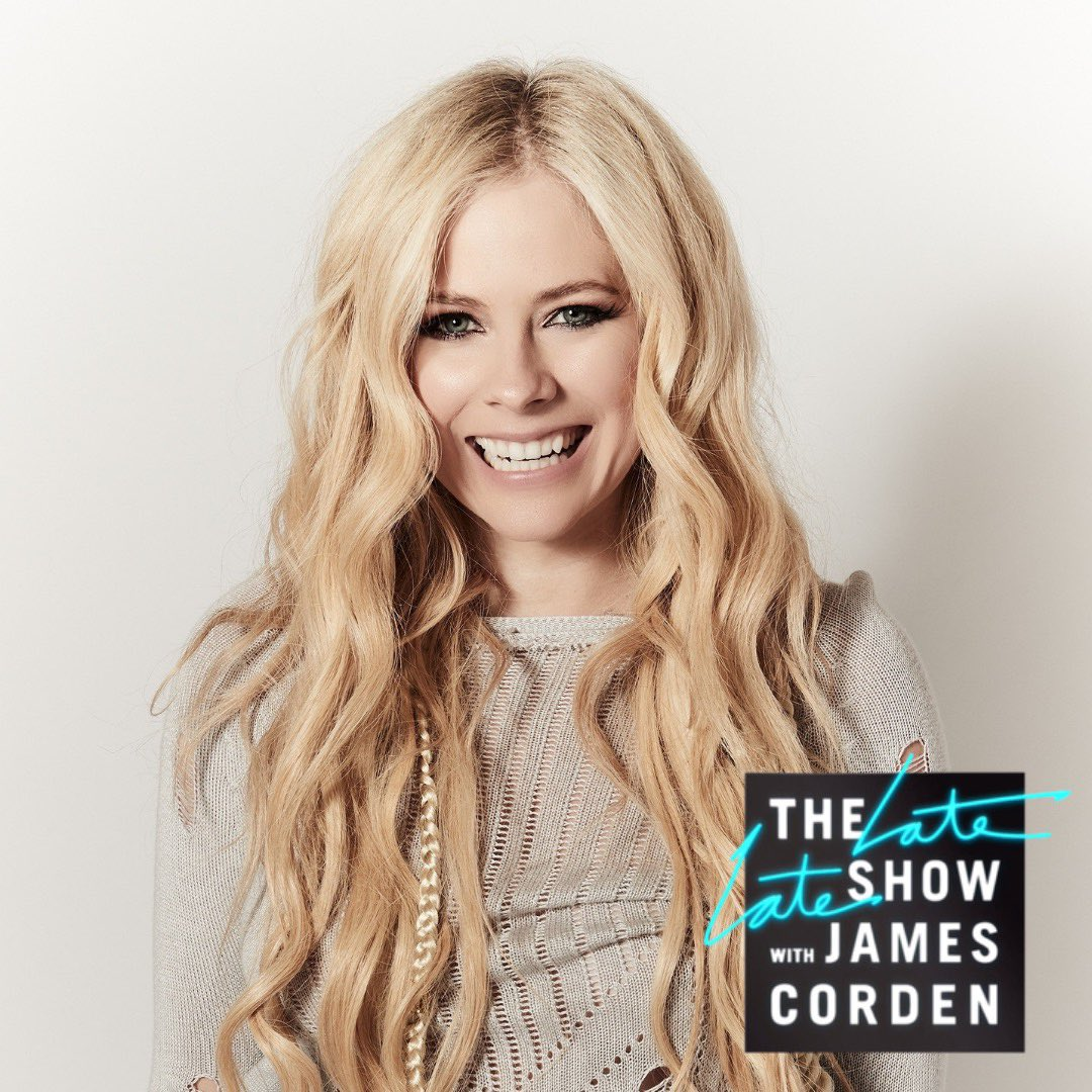 Tonight's the night! Tune in and catch me on the @latelateshow with @JKCorden xoxo https://t.co/RtIyGmatTe