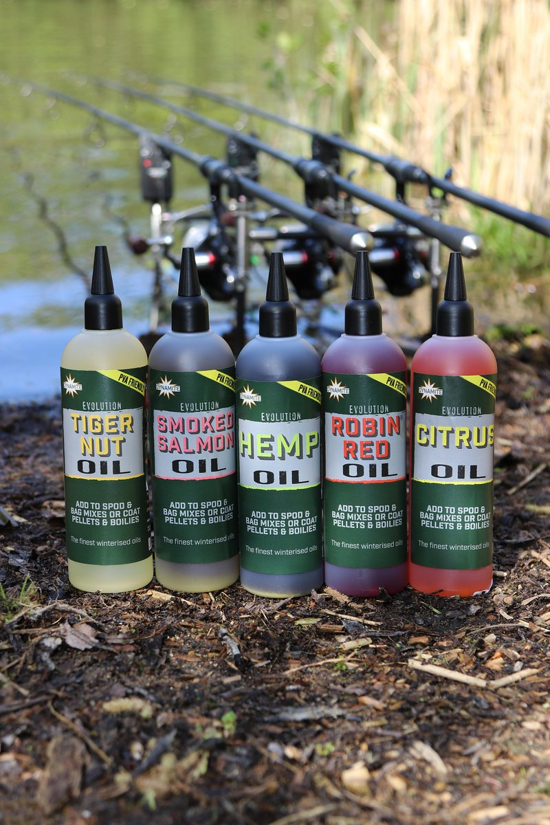 Some slick for your sticks?  #Evolution #DynamiteBaits #carpfishing #carp #breamfishing #tenchfishin