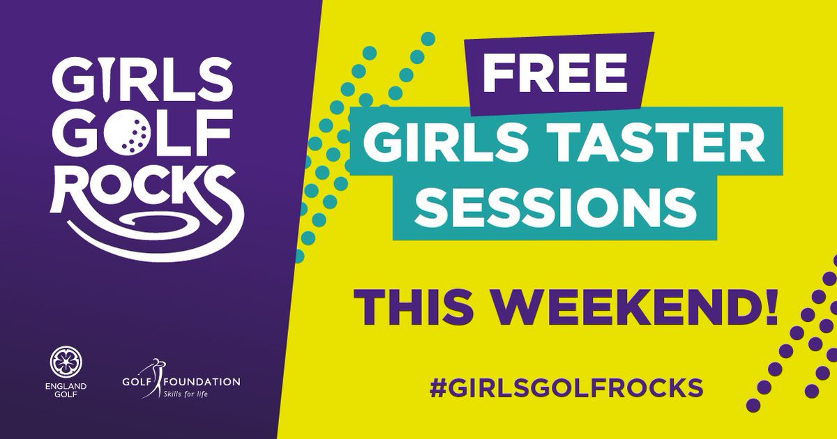 test Twitter Media - Last chance to sign up to our FREE Girls Golf Rocks taster session this Saturday 4th May from 12-2pm.  Make new friends and try a new sport!  Limited spaces remaining - visit https://t.co/dgzCRjkNxe to book.  @GirlsGolfRocks1 @GolfRootsHQ #GirlsGolfRocks https://t.co/v5R3rWpKWV