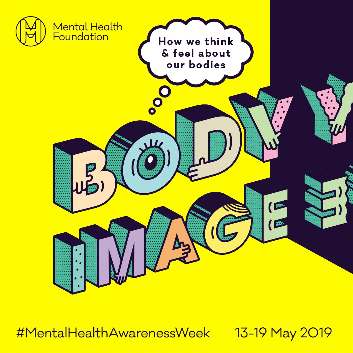 Want to get involved in #MentalHealthAwarenessWeek? @TimetoChange are hosting a discussion on Body Image and Mental Health at Westgate tomorrow. Details at https://t.co/mvmw6UO6lV @mentalhealth