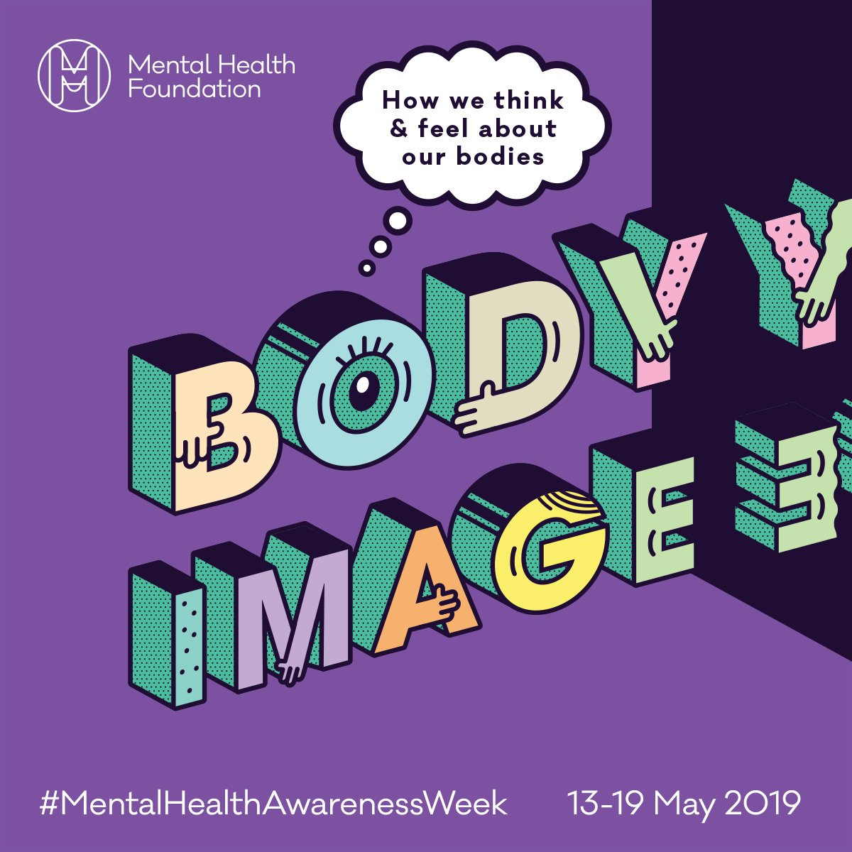 Join the #BeBodyKind Photo challenge for #MentalHealthAwarenessWeek Simply post on social media a picture of a time or a place when you felt comfortable in your own skin – this could be now, five years ago or at the age of five. 👍📸  @mentalhealth @OUHospitals