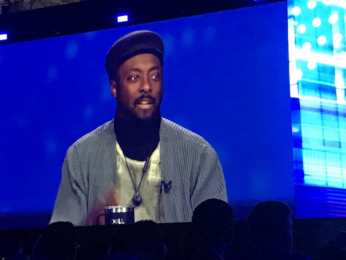 RT @KristineRaabe: @iamwill Thank you for the perspective and levity at #DellTechWorld https://t.co/tcWQmvJGIH