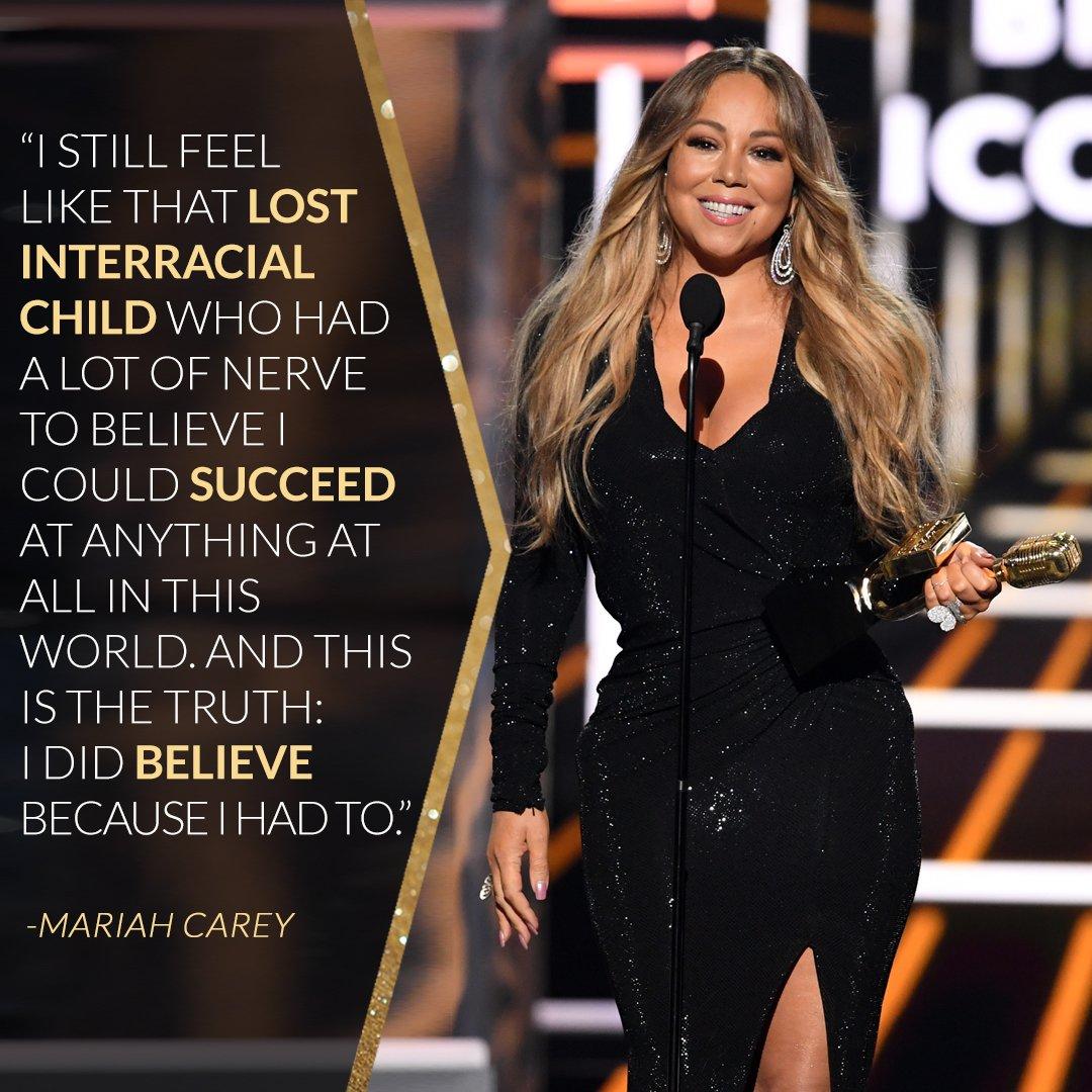RT @enews: Mariah Carey is a legend. #BBMAs https://t.co/9FDJMxDlng https://t.co/vcw6hf8hjQ