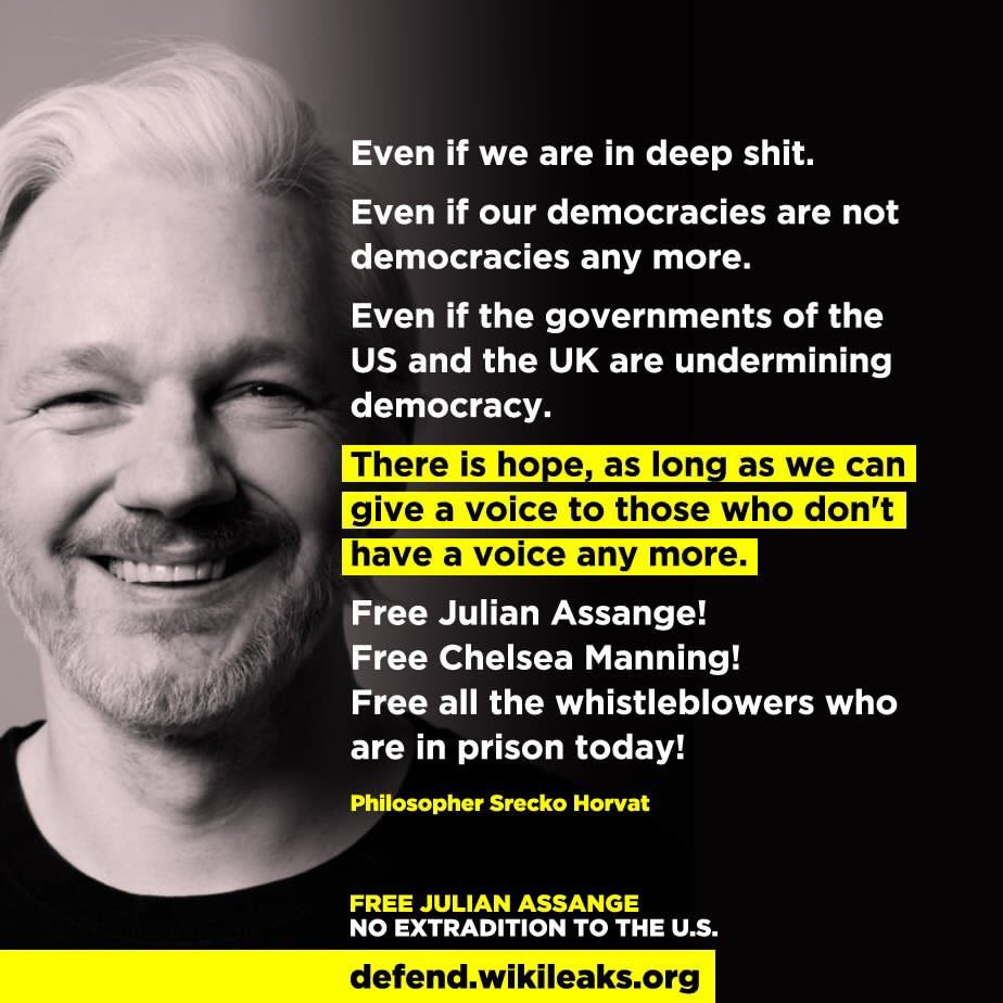 Even if we are in deep shit ...@couragefound @wikileaks https://t.co/IZgEr8UeWW