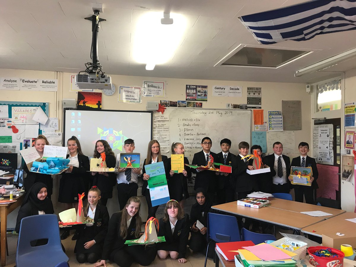 test Twitter Media - Year 7 learners have been completing projects on Volcanoes, Earthquakes and Tsunamis in Geography. KSH https://t.co/0aBo55ue09