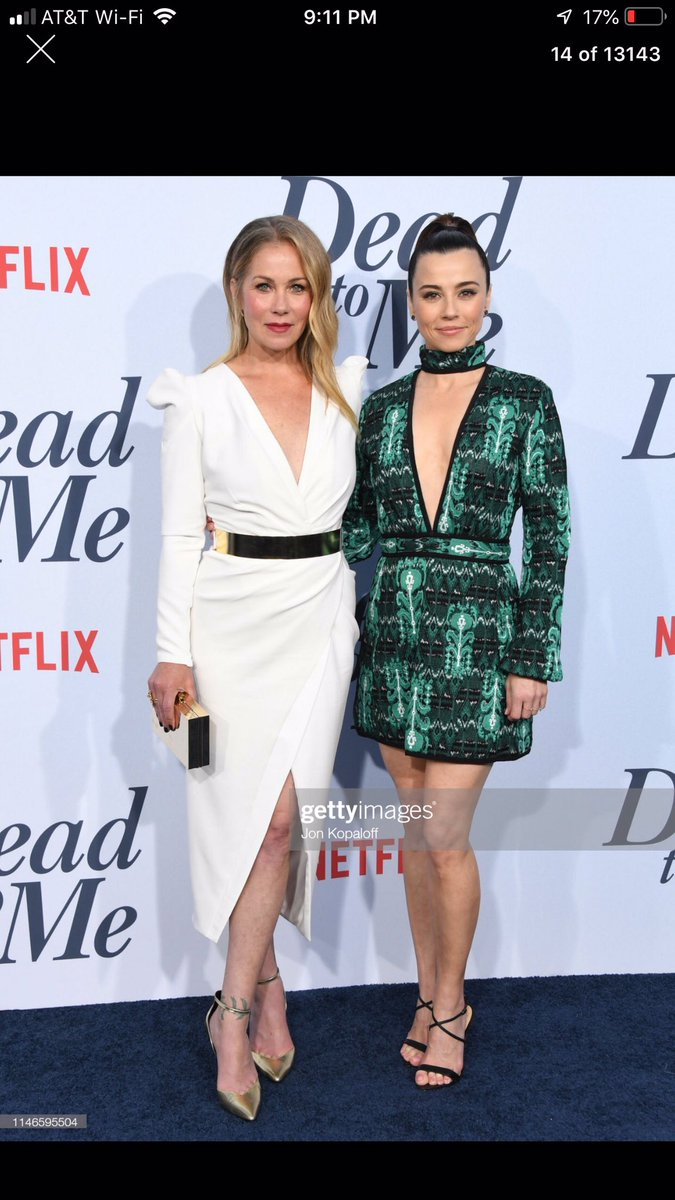 Wow @lindacardellini you hot mama. @deadtome is about to drop. Is that a thing? I'm old https://t.co/Pevm3wugi0