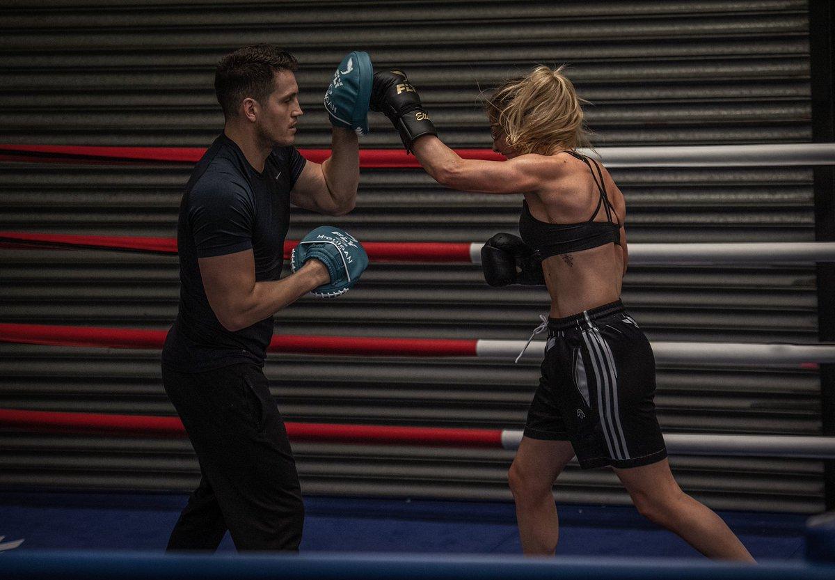 Fight like a girl https://t.co/ZGbnrvmjqE