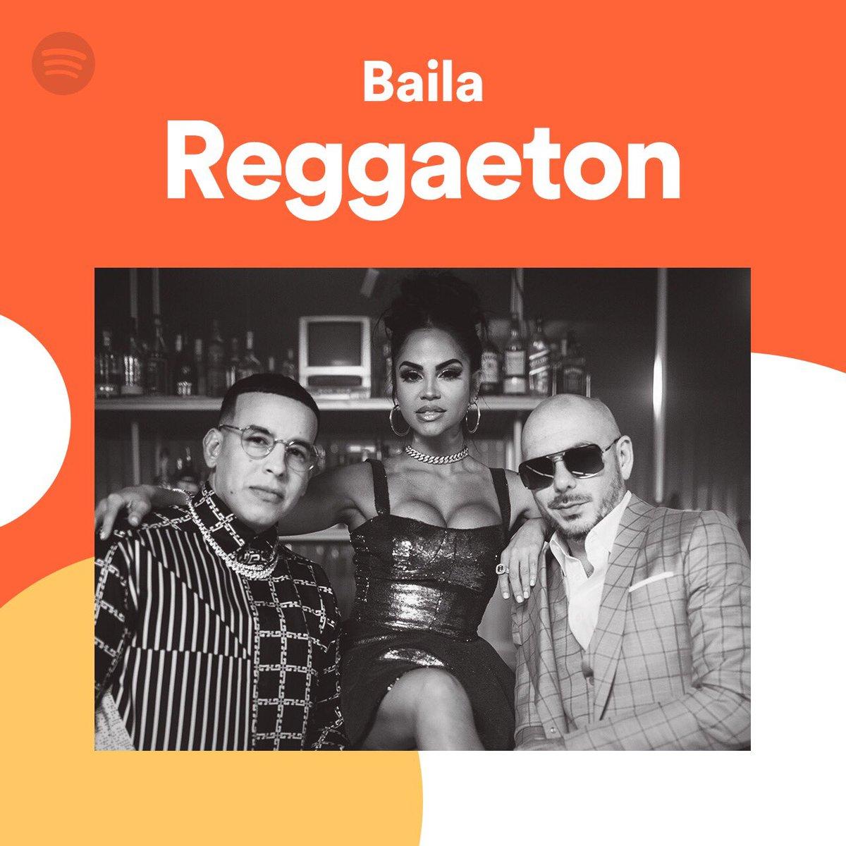 Let's Baila Reggaeton with