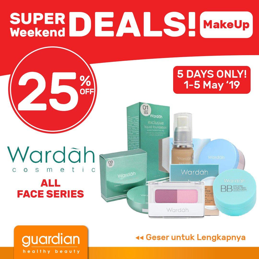 Menjelang Ramadhan: Menjelang Ramadhan, yuk kita berburu makeup