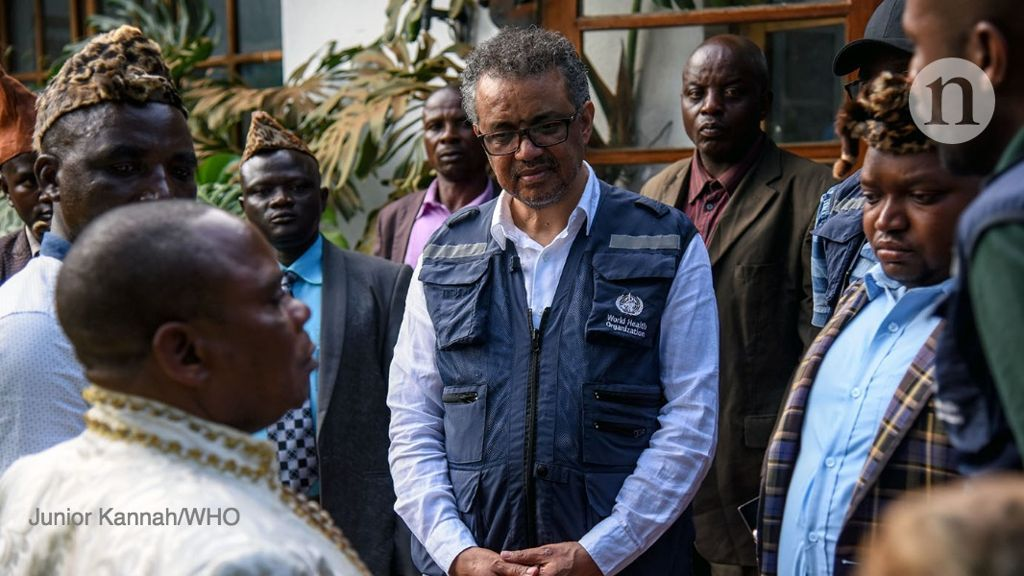 "test Twitter Media - #WeekendRead: ""The world has never seen anything like this"": @WHO chief @DrTedros on battling #Ebola in a war zone https://t.co/NFxtXmpfVY #DRC @nature https://t.co/LQMlfXnxGb"
