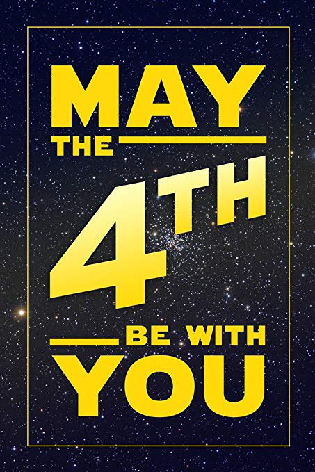 RT @WilliamShatner: #MayTheFourthBeWithYou Happy @StarWars Day! https://t.co/H5OAvQcIB0