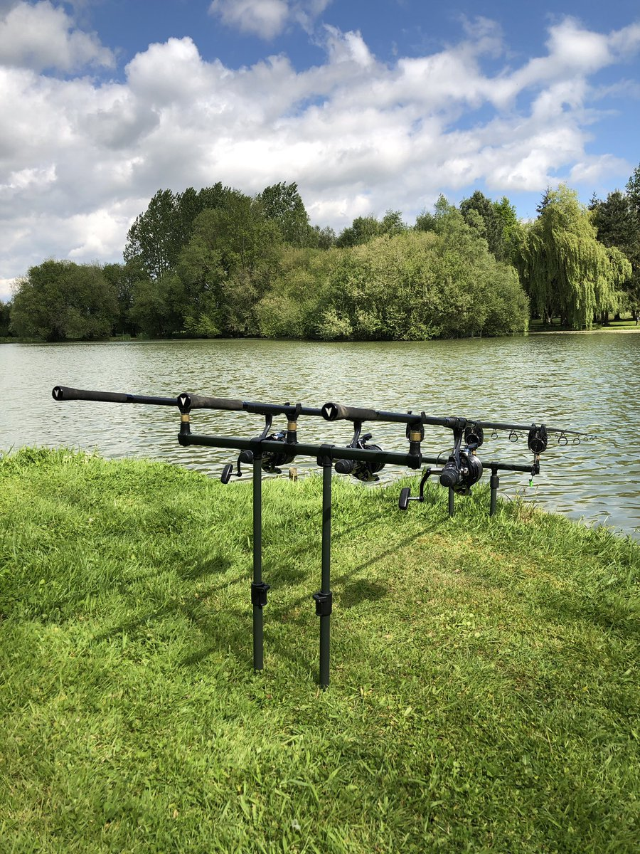 34 hours after leaving home, the <b>Rods</b> are finally in! #carp #carpfishing https://t.co/ibGiI87