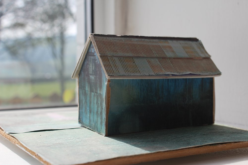Image for We are open today from 11am - 5pm and there will be a Meet the Artist session with Lois Hopwood this afternoon in the gallery. Come along and see the 'Landscapes' exhibition. The Reading Room Café will also be open for refreshments. #art #exhibition #RealMidWales #BleddfaCentre https://t.co/cfAjbQLHMT