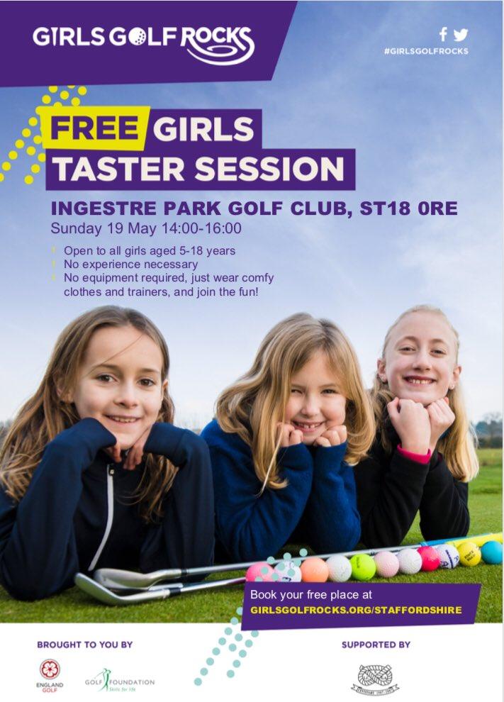test Twitter Media - 2 weeks to go!!! Places filling up, get booked in girls! #GirlsGolfRocks @IPGCourseupdate @GirlsGolfRocks1 @EnglandGolf @staffsgolf @EGWomensGolf @GolfRootsHQ @Girlguiding @GGStaffsST @ExpressandStar @StaffsNews @StaffordLocal @staffslife @WhatsOnStaffs @familiesonline @TheClub https://t.co/5T4DJS0M1Q