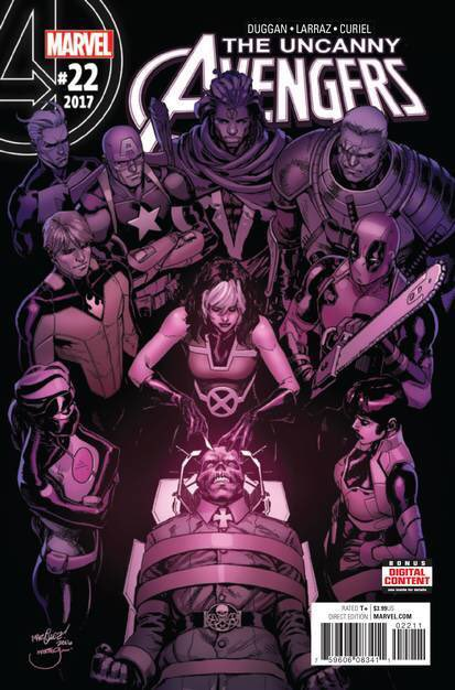 Teoria: estaríamos caminhando no futuro #Marvel para #uncannyavengers ?! A reunião dos mutantes e dos #avengers remanescentes?! O que acham?  #AvengersEndame #Marvel #MarvelComics #xmen #Deadpool #rogue #CapitanAmerica #WandaVision