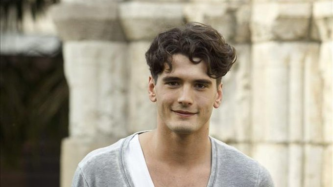 "May 20 Happy Birthday  to Yon Gonzalez  from Spanish  Drama "" Gran Hotel\"" not to be missed..."