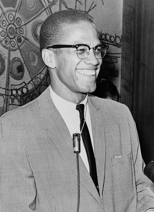 Happy Birthday my beloved Prince El-Hajj Malik El-Shabazz