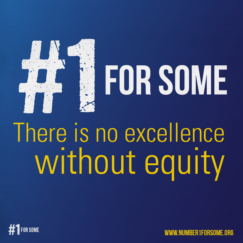 Education is the foundation of the healthy, vibrant, diverse Massachusetts we aspire to. By systematically underserving low-income students and students of color, we fall far short of that collective aspiration. https://Number1ForSome #1ForSome https://t.co/8R9Ox7MxDE