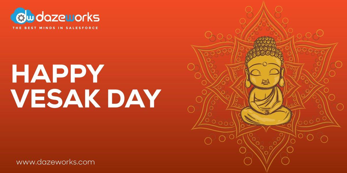 RT @dazeworks: Dazeworks team wishes you a happy Vesak day. https://t.co/fGWvaC0mP1