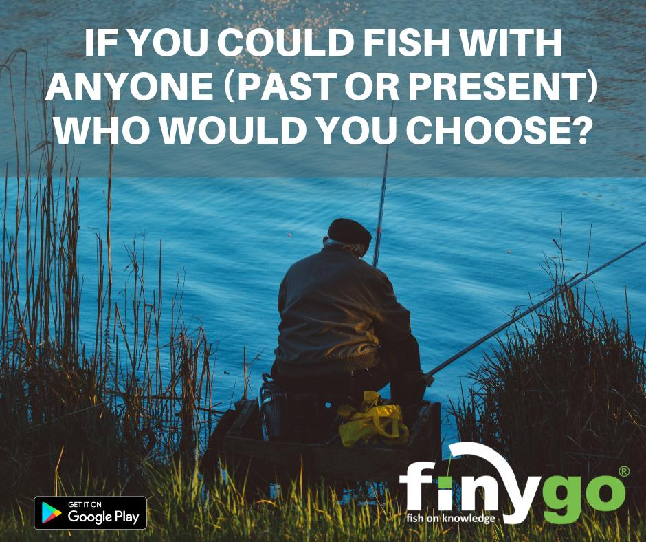 Question time! Who would you most like to fish with? 🤔<b>🎣</b> #fishinglife #fishinglegends #c