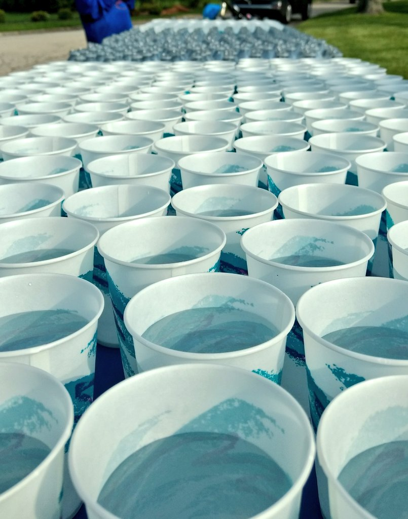 test Twitter Media - The water station is all set for the #LewBlond run! #d30learns https://t.co/M4tuPGvNpN