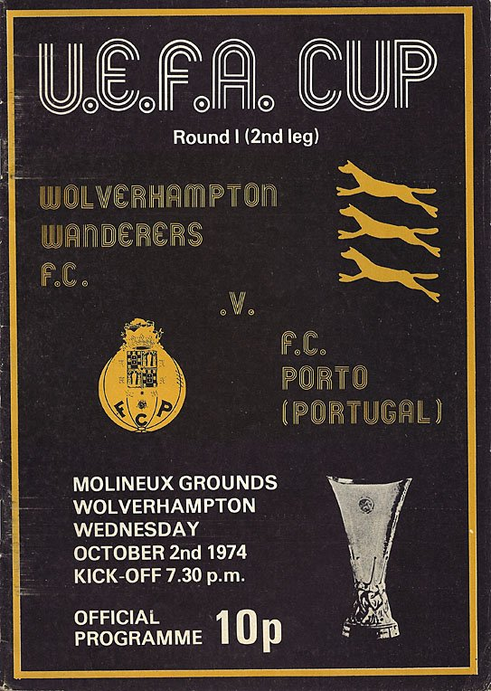 Wolves back in Europe after a long wait! UEFA Cup / Europa League here we go . . . #WWFC https://t.co/OHAYVM7XXS