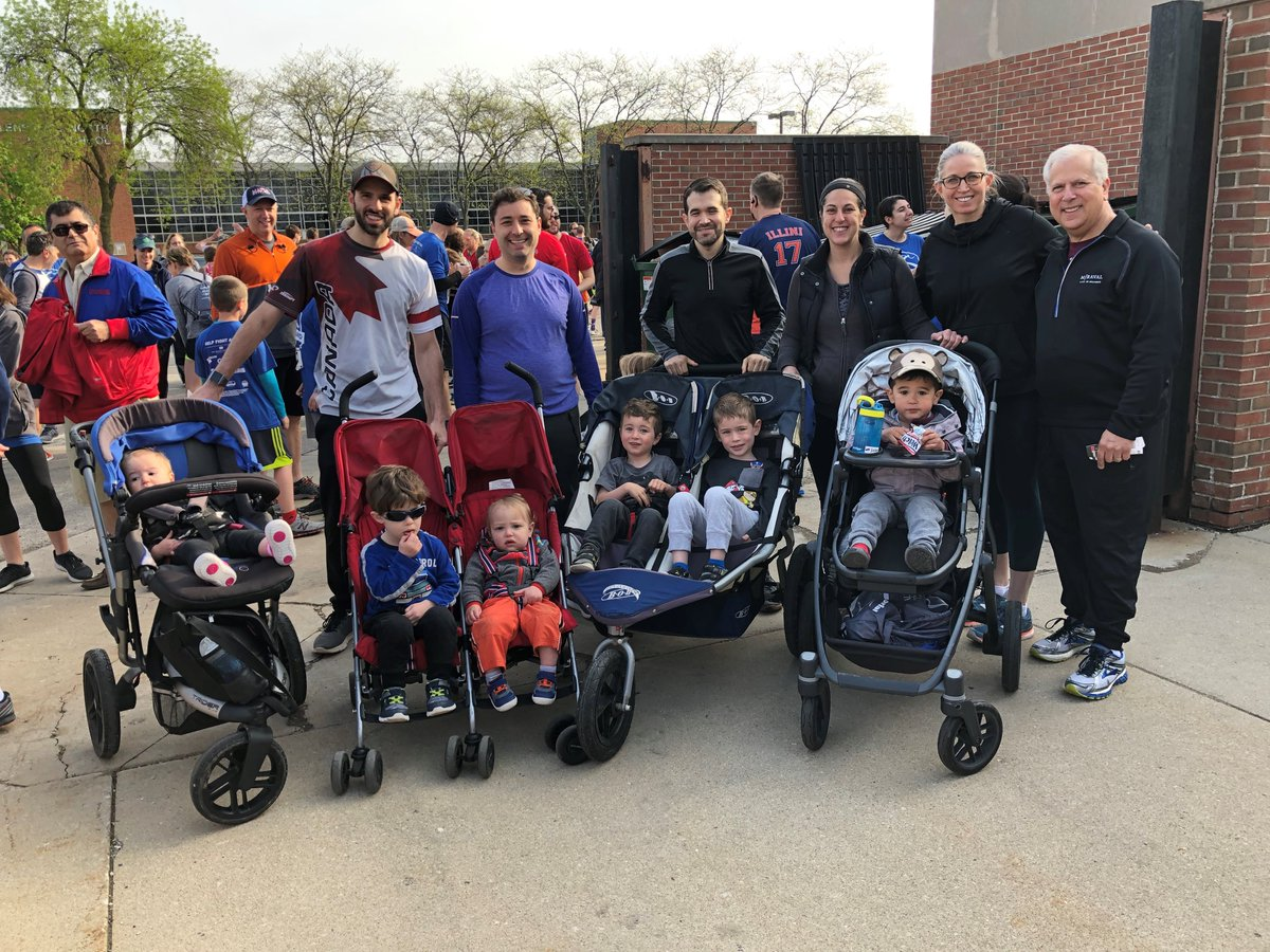 """test Twitter Media - Thank you to all who supported the 19th Annual Lew Blond Run! Photo submitted by Talia Block - """"Muchas Gracias!"""" View the Lew Blond Run race results at https://t.co/5ey6FnaVjn #d30learns https://t.co/Xkb6z55R7N"""