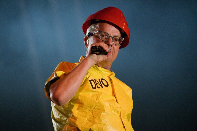 Happy birthday to the great Mark Mothersbaugh of Hope you get some satisfaction.