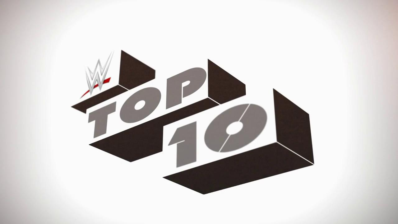 Climbing the ladder is easy, falling off the ladder is hard, and it hurts... A LOT! #WWETop10 #MITB https://t.co/jwHgN1RRel