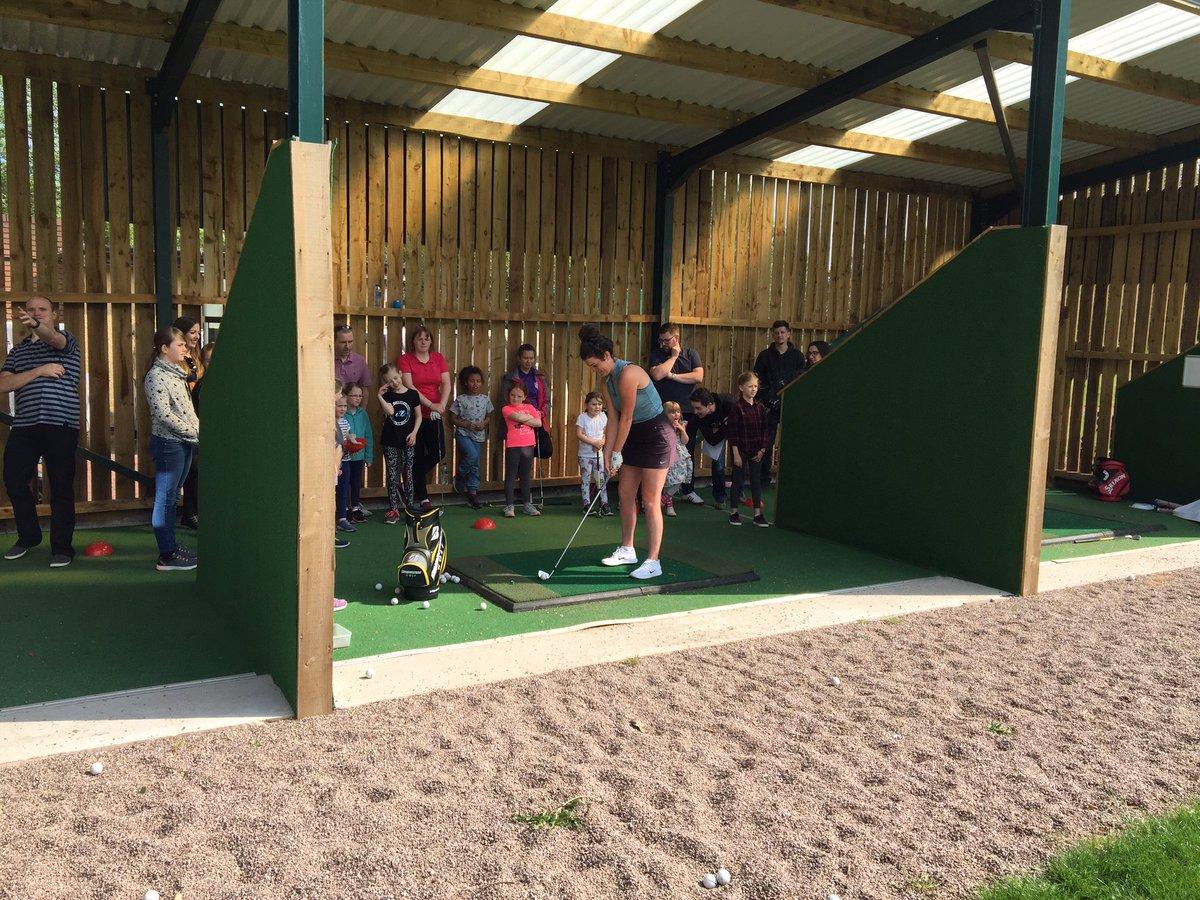 test Twitter Media - That's how @IngestreParkGC do @GirlsGolfRocks1 !! The girls had a great time and to top it off we had a visit from @LETgolf - Lucy Goddard. #inspired Just ace! #GirlsGolfRocks @EnglandGolf @staffsgolf @GolfRootsHQ @MarkEnglandGolf @MidlandsGolfer @ExpressandStar @StaffsNews https://t.co/i3GjGC3SiY