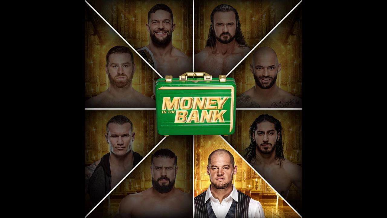 Take a chance. Make your pick.  Who will grab the #MITB contract TONIGHT? https://t.co/HxI1N8QVaJ