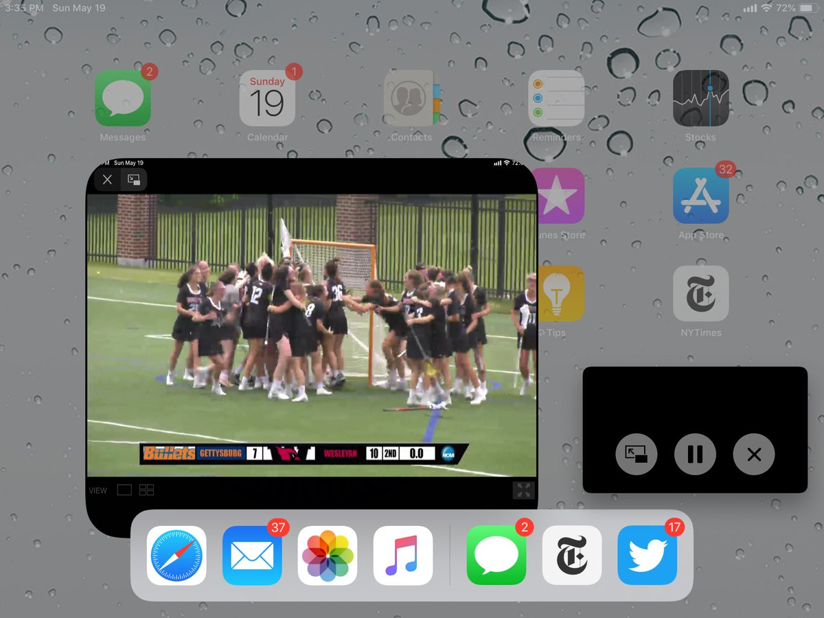 test Twitter Media - Congratulations ⁦@WesLacrosse⁩ on this historic victory! ⁦@wes_athletics⁩ #CardinalPride #GoWes https://t.co/0BnVYrOMhz