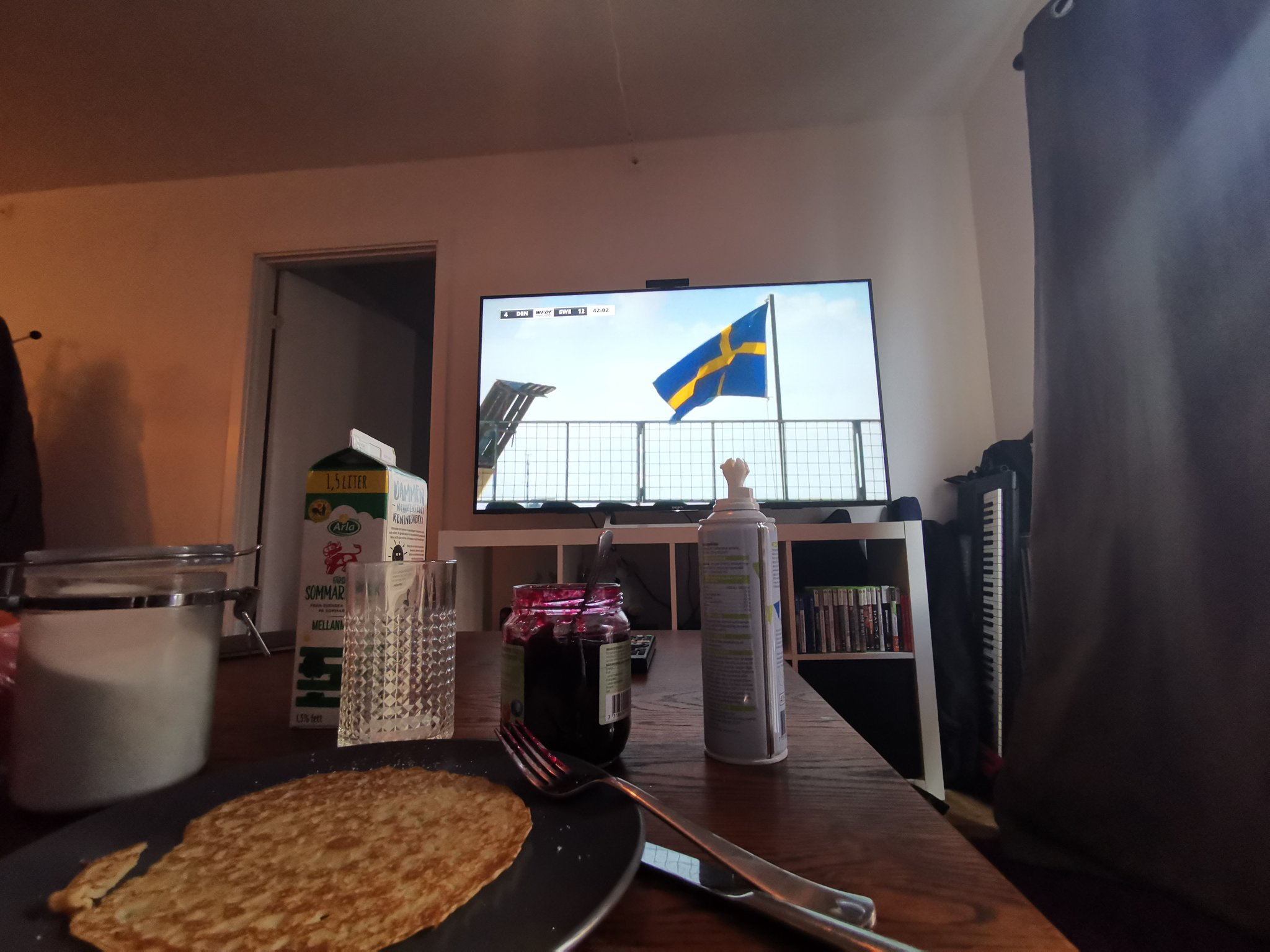 This is how I #EBUC2019  Go #swedenultimate!  @tomstyles @EBUC2019 https://t.co/ous124bqmk <a href='https://twitter.com/HenrikMontin/status/1126037367188533248/photo/1' target='_blank'>See original &raquo;</a>