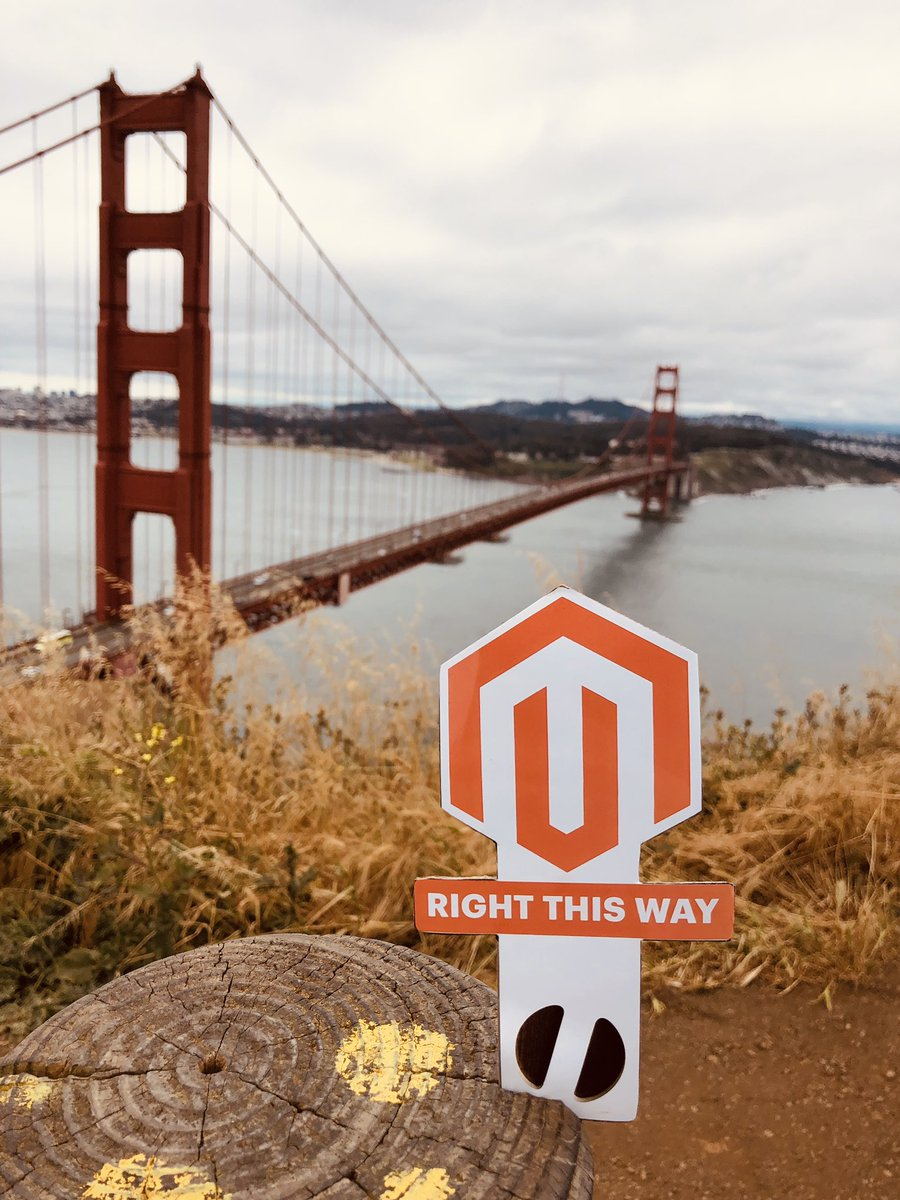 neoshops: Second stop on my #RoadtoImagine for me and my sign: #SanFrancisco #rightThisWay https://t.co/gslrWC2ZJG